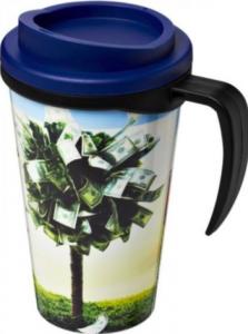 An americano printed coffee cup