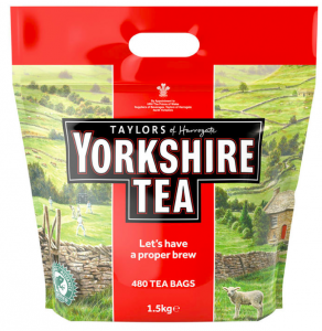 Office PantryYorkshire Tea Bags