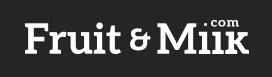 fruit and milk logo