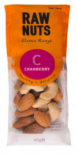 Raw Nuts Snack