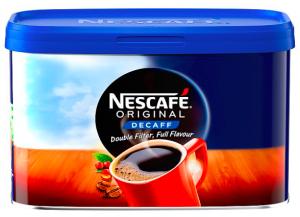 Nescafé Original Decaffeinated Instant Coffee Tin 500g