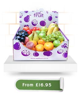 office fruit on shelf