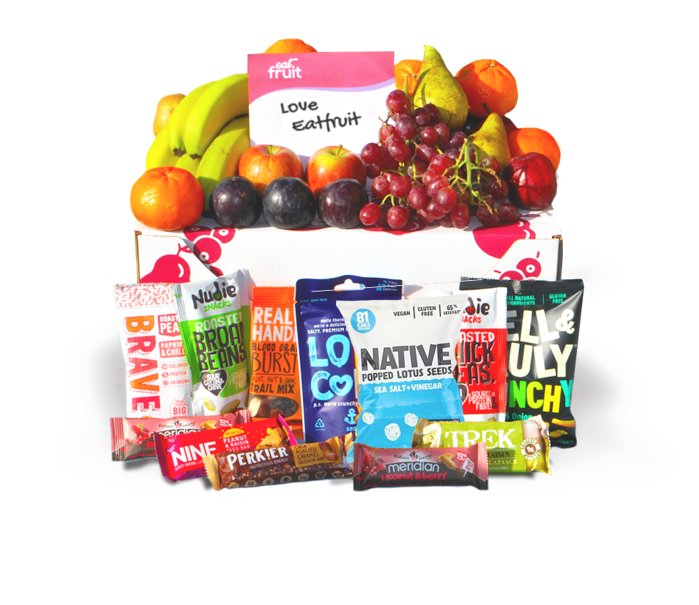 CARE PACKAGE FRUIT AND SNACKS