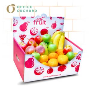 Orchrd fruit basket for the office